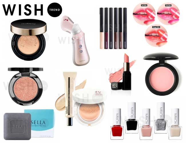 Wish Trend: Online store for Korean Cosmetics
