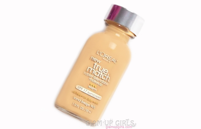 L'Oreal True Match Super Blendable Makeup Foundation Review