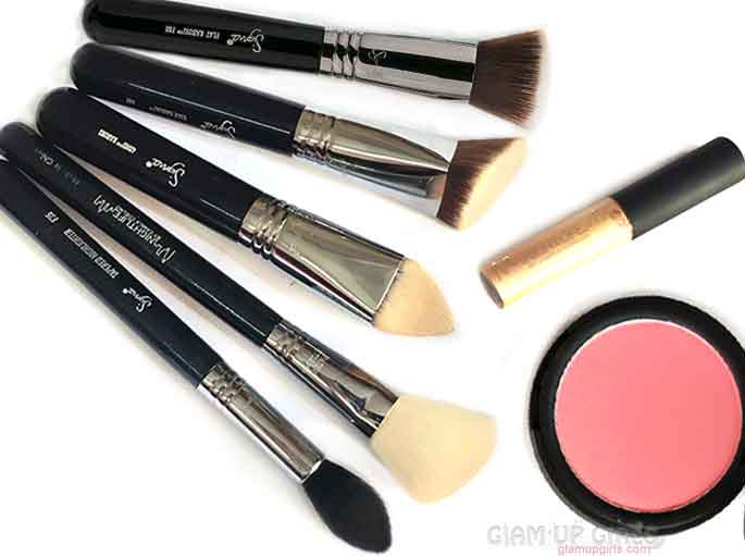 Best Sigma brushes and makeup for face