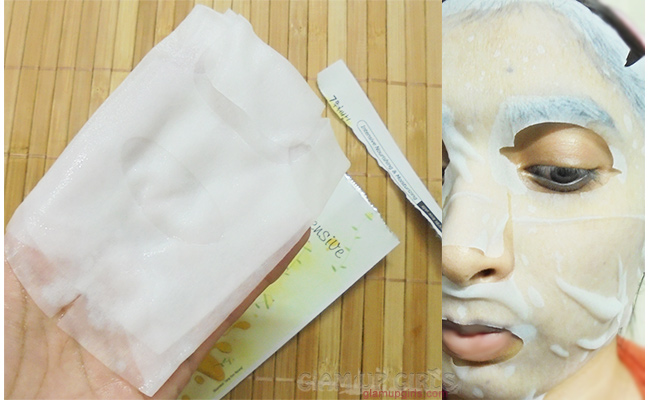 Four Season Facial sheet Masks from Skin18