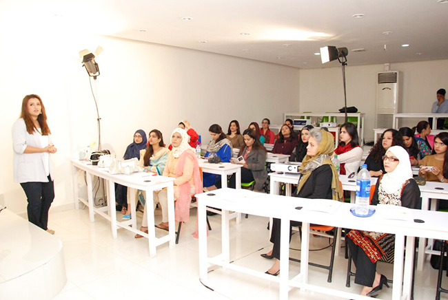 One day Professional Makeup Workshop at Depilex College of Cosmetology