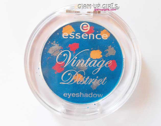 Essence Vintage District Eye Shadow in Portobello Road - Review and Swatches