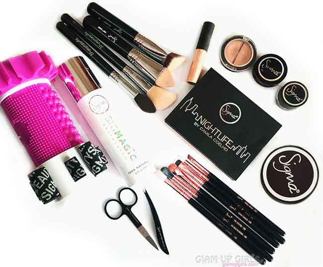 Best Sigma Makeup, Brushes and Cleansing Products