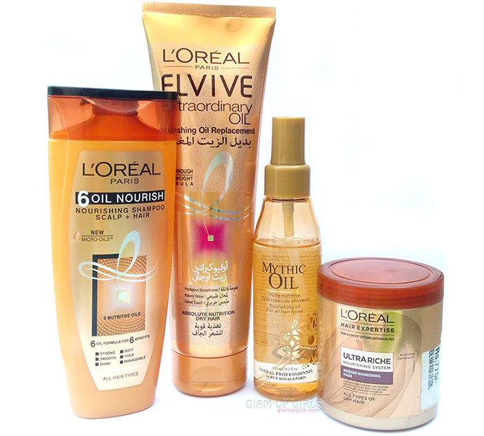 Hair Treatment to treat rough and color treated hairs with L'Oreal at home