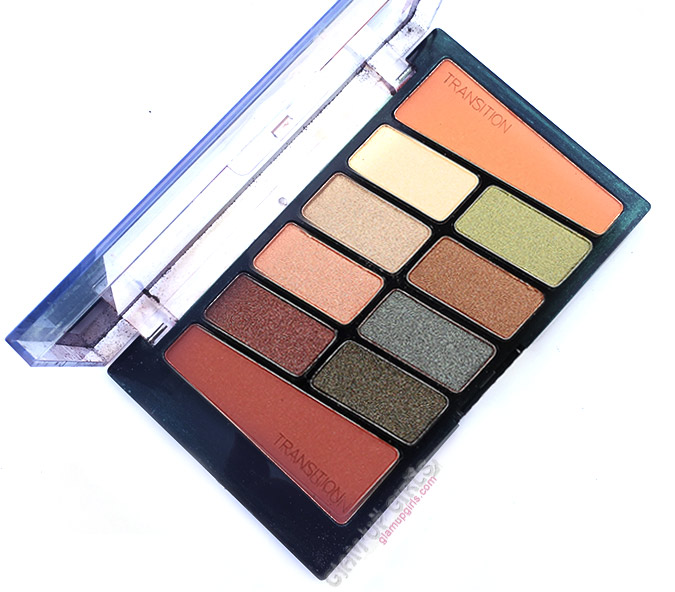 Wet n Wild Color Icon Eyeshadow Palette in Comfort Zone, Review and Swatches