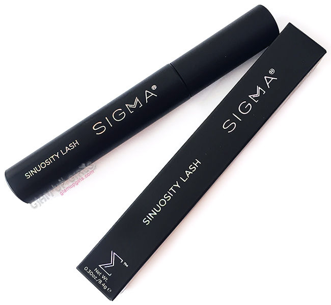 Sigma Beauty Sinuosity Lash Mascara - Review