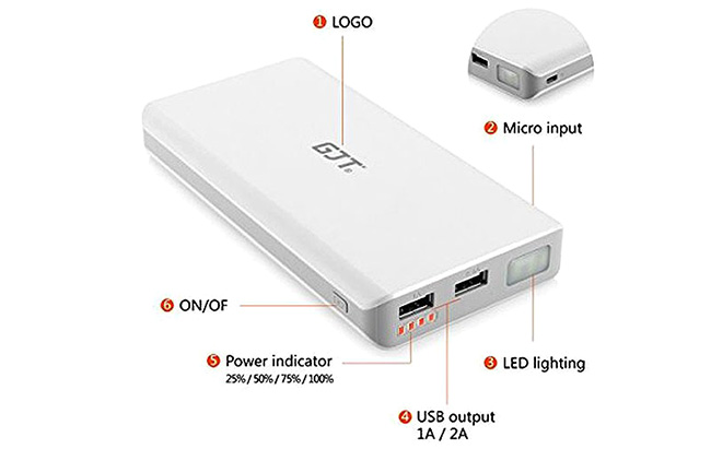 Things to consider when buying power banks in Pakistan.
