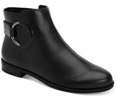Alfani Women's Step 'N Flex Avvia Leather Booties