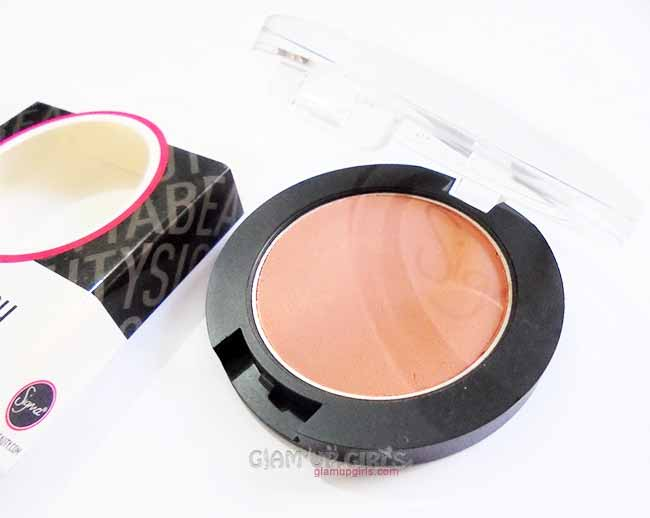 Sigma Beauty Blush in Heavenly - Review and Swatches