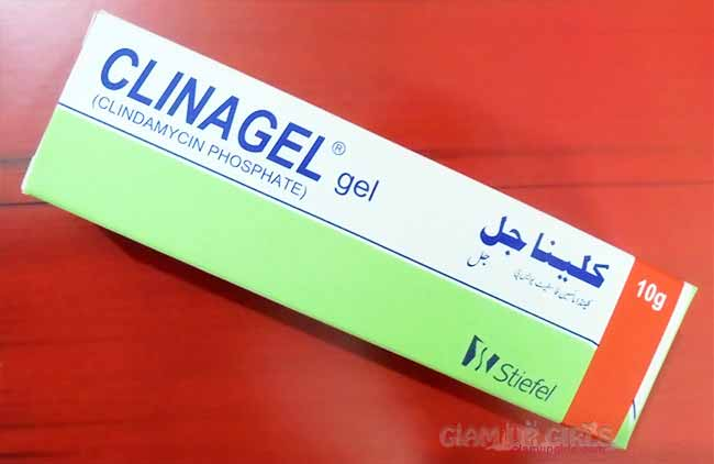 Stiefel Clinagel Gel For Acne Treatment And Occasional Breakouts