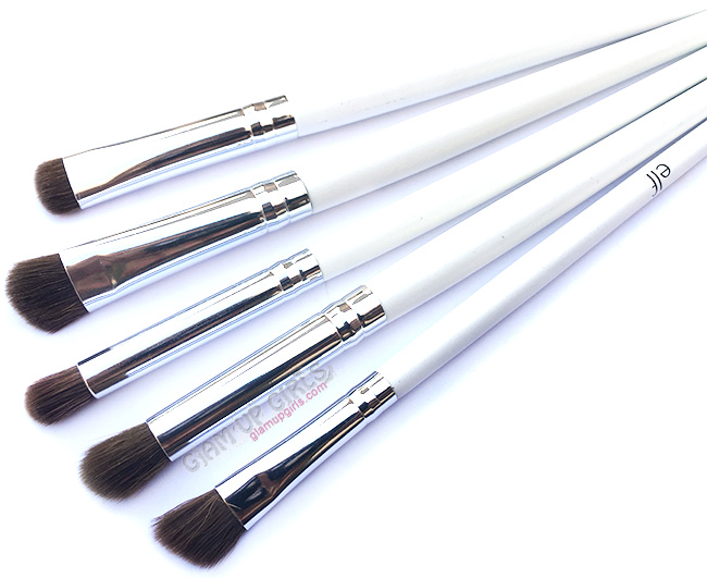 e.l.f. Best Eye Makeup Brushes Review
