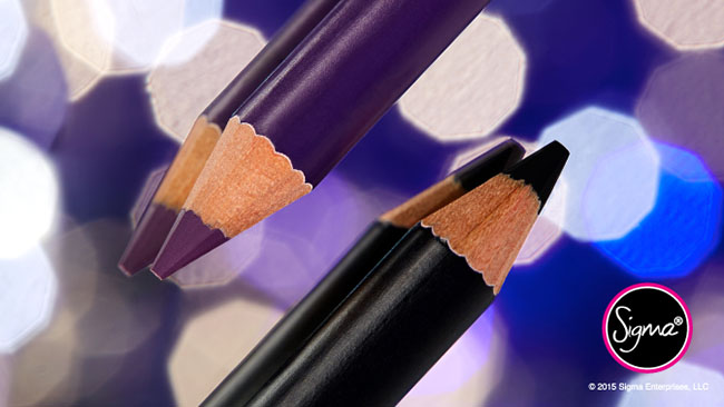 Sigma Beauty Eclipse/Festa Dual Ended Eye Liner Pencil