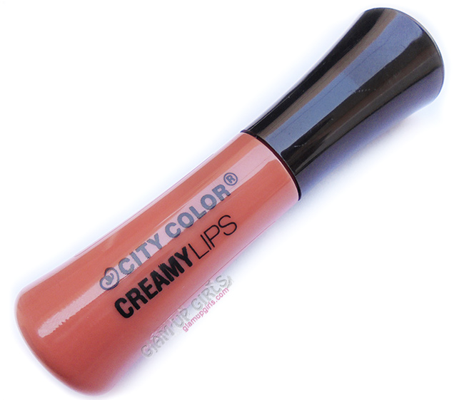 City Color Creamy Lips in Mai Tai