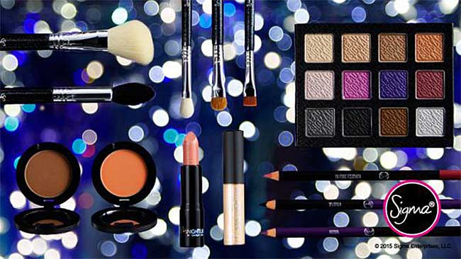Sigma Beauty Nightlife by Camila Coelho Collection - Launch