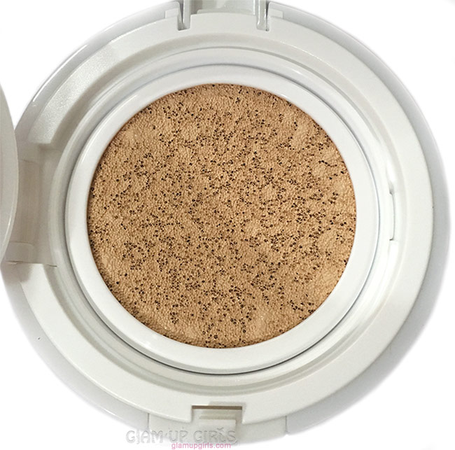 Etude House Precious Mineral Any Cushion Close up
