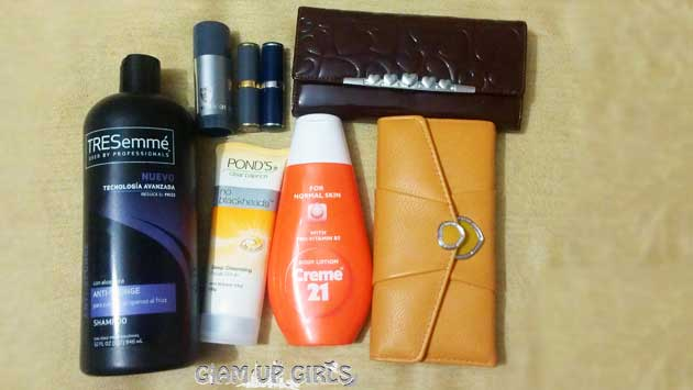 October Beauty and Wallet Haul