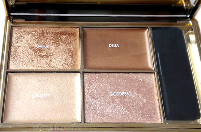 Sleek Makeup Highlighting Palette in Cleopatra's Kiss