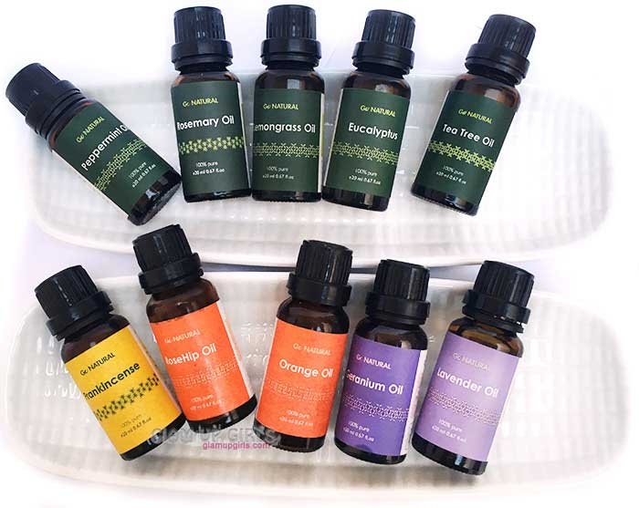 Go Natural essential oils in Pakistan, their price and uses