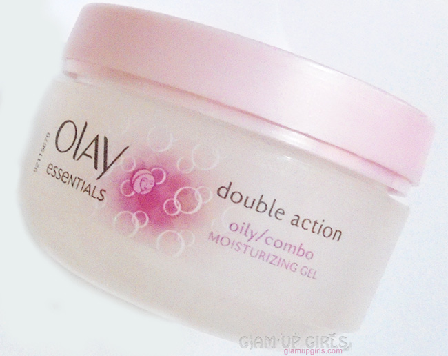 Olay Essentials Double Action Oily/Combo Moisturizing Gel