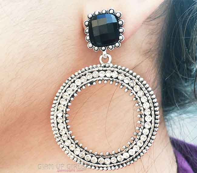Bohemian Style Vintage Exaggerated Earrings