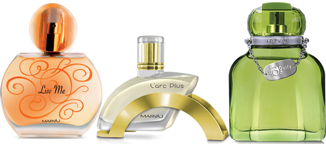 Maryaj Perfume collection