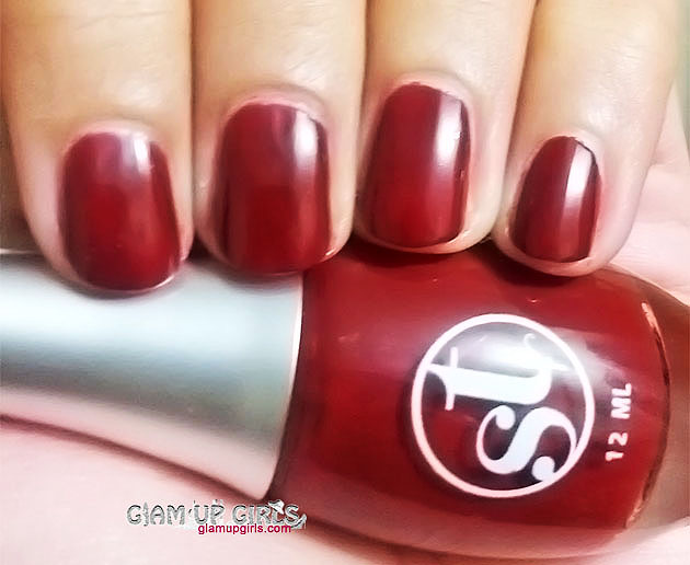 Sweet Touch Nail Polish In D Brown 1018 NOTD