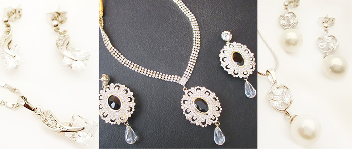 Jewellery for formal events