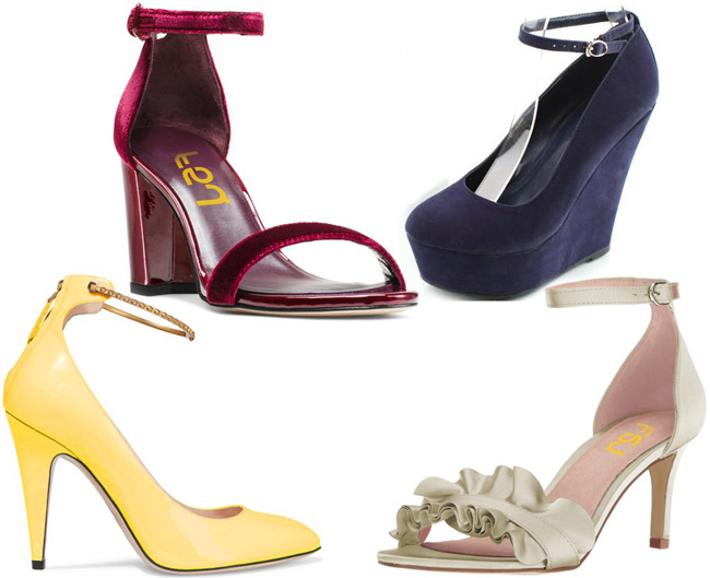 Fashionable Strap Heels by Fsjshoes