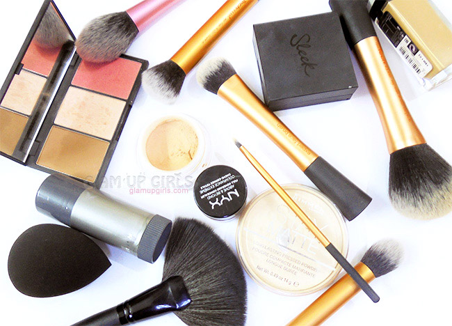 Best Makeup Face Brush and Sponge for Different Products