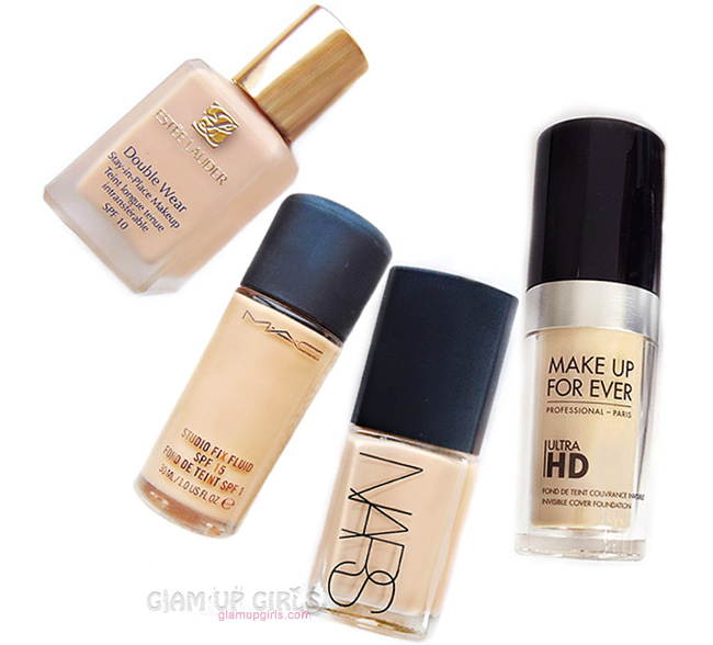 4 Best High End Foundation Comparison and Review