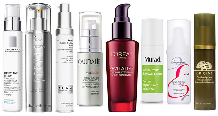Best Face Serums for Anti-aging