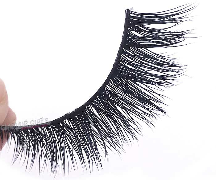 Mink Lashes in D119 by Dodolashes