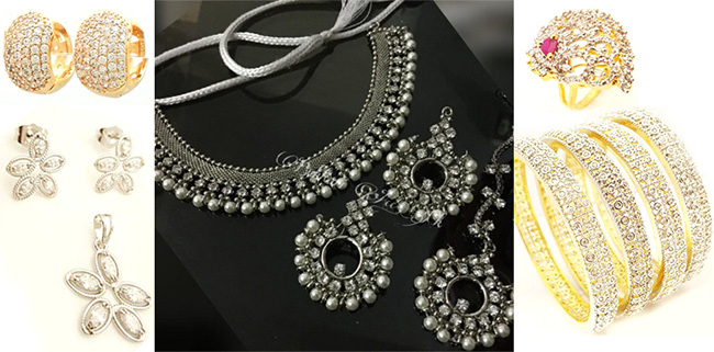 Latest Jewellery Sets Designs 2016 Catalogue