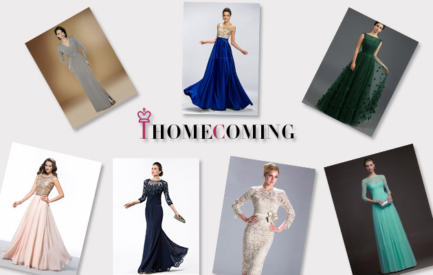 Spring 2015 collection on ihomecoming.com