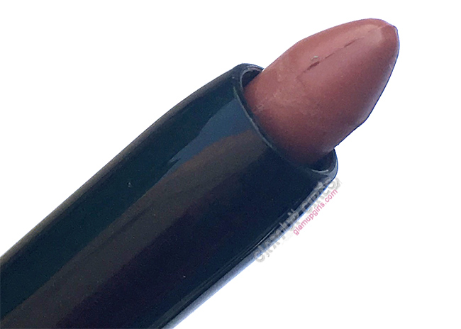 e.l.f. Studio Matte Lip Color in Praline Close up