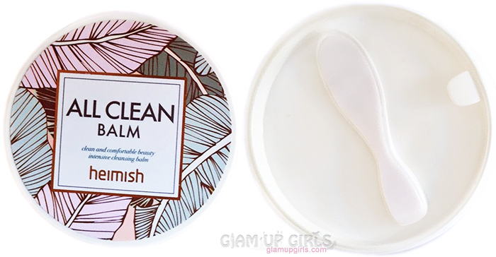 Heimish All Clean Balm natural dupe for Banila co clean it zero balm