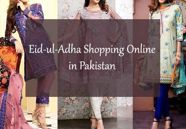 Eid-ul-Adha Shopping Online in Pakistan