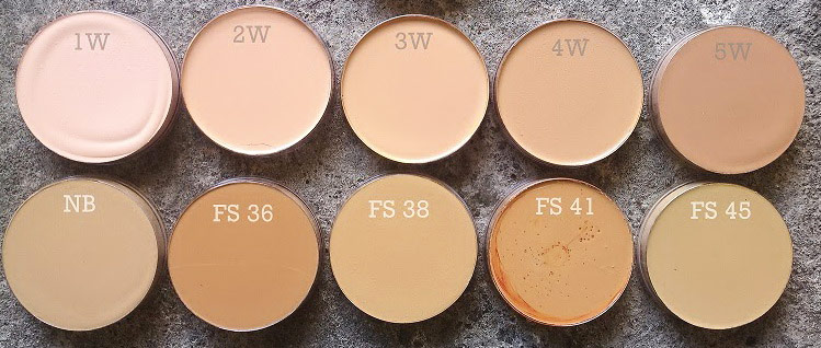 Kryolan Tv Paint Stick Foundation Review Shade Selection And Tips