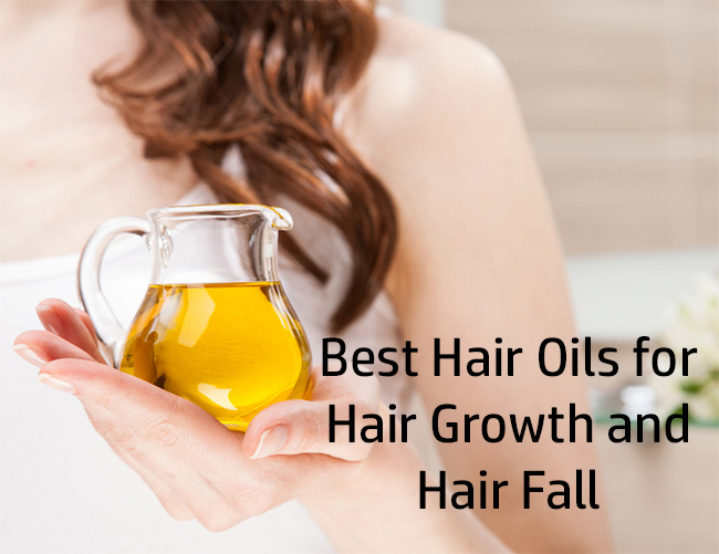 Best Hair Oils for Hair Growth and Hair Fall