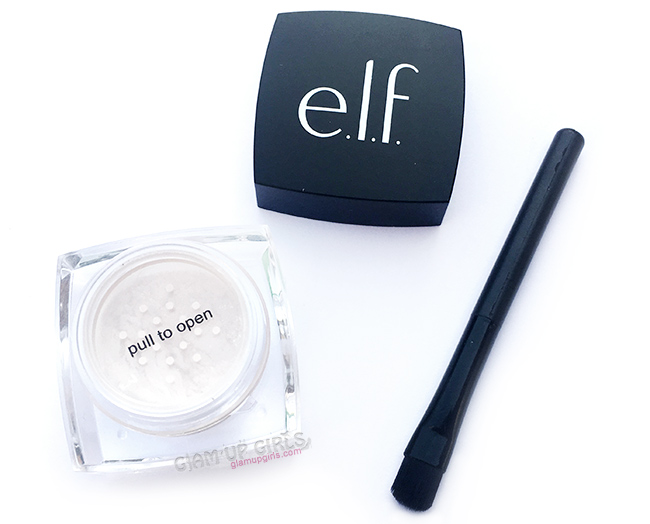 e.l.f. Studio High Definition Undereye Setting Powder in sheer shade