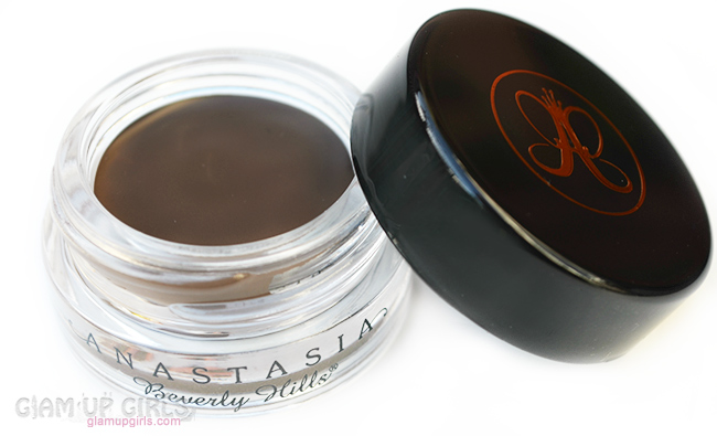 Anastasia dipbrow in dark brown