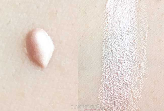 CITY COLOR Glowing Complexion Illuminating Cream Swatches