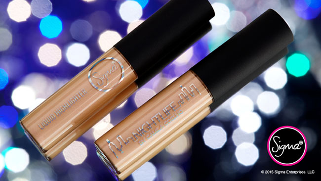 Sigma Beauty Afterglow Liquid Highlighter