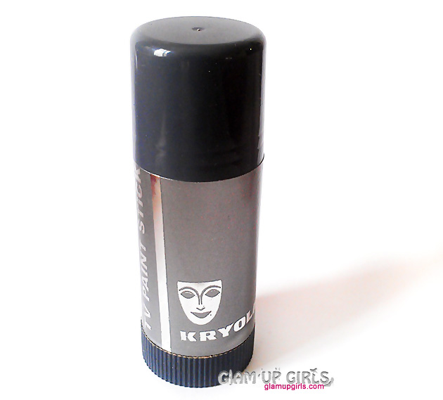 Kryolan TV Paint Stick - Review, Shade Selection and How to use