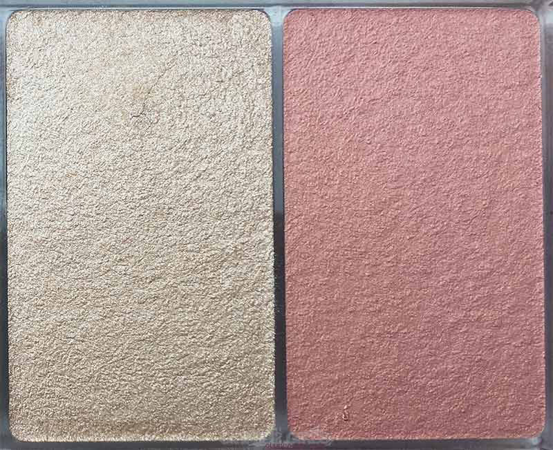 Essence Eye and Face Palette Highlighter and Blusher
