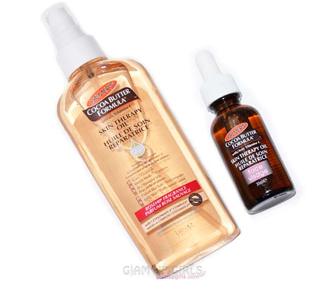 Palmer's Skin Therapy Oil for Face and Body - Review