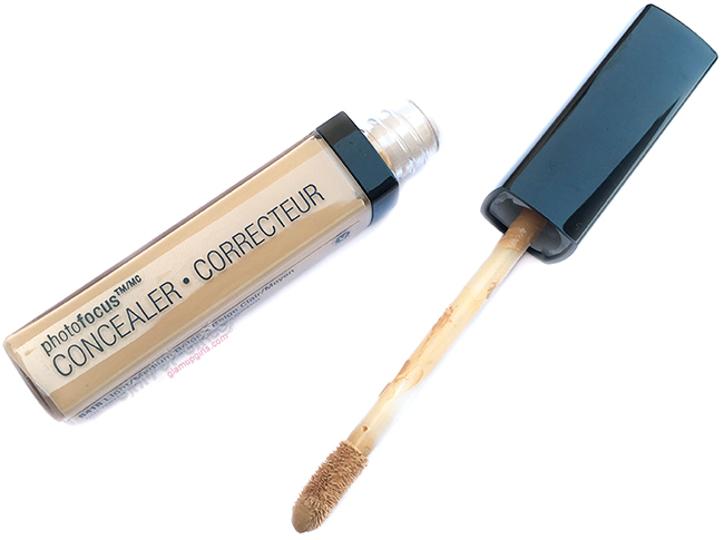 Wet n Wild Photo Focus Concealer - Review and Swatches