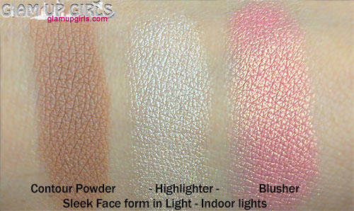 Sleek Makeup Face Form in Light - Review and Swatches