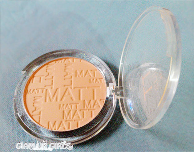 Catrice All Matt Plus - Shine Control Powder - Review