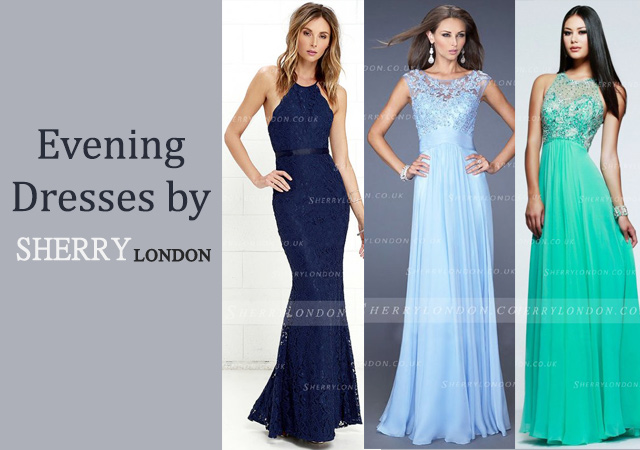 Evening Dresses Collection by Sherry London